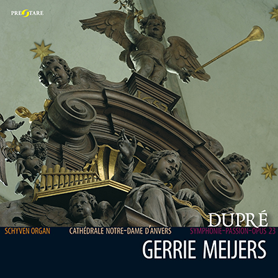 Gerrie Meijers Schyven-orgel Cathedral of Our Lady, Antwerp Symphonie-Passion (opus 23) Marcel Dupré
