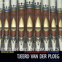 Tjeerd van der Ploeg Nicholson Organ St. Christoforuskerk, Schagen (the Netherlands) English Organ Romantics
